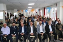 TAŞKıRAN - AK Parti Lapseki İlçe Danışma Meclisi Toplantısı