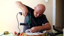 GÜLHANE - Atık Malzemeler Gazinin Elinde Hayat Buluyor