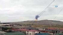 EROZYON - Azerbaycan'da Çamur Volkanı Patladı