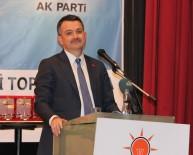 BUCA BELEDİYESİ - Bakan Pakdemirli İzmir'de AK Partililerle Bir Araya Geldi