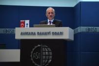 ANKARA TİCARET ODASI - Bakan Turhan Açıklaması 'Tasfiye Kararnamesi Önümüzdeki Günlerde Yürürlüğe Girecek'