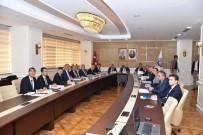 ZONGULDAK VALİSİ - BAKKA Yönetim Kurulu Toplantısı Karabük'te Yapıldı