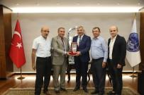 ENDÜSTRI MESLEK LISESI - Başkan Çelik Açıklaması 'Şehre Fayda Sağlayanların Yanındayız'