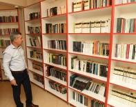 FETHİ GEMUHLUOĞLU - Başkan Çınar'dan Fethi Gemuhluoğlu Bilgi Evine Ziyaret