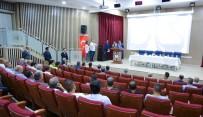 ESNAF ODASı BAŞKANı - Başkan Gürkan, Servis Şoförleri İle Bir Araya Geldi