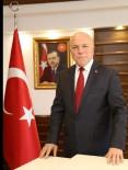 DÜŞÜNÜR - Başkan Sekmen'den Türk Dil Bayramı Mesajı