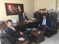 OKUL BAHÇESİ - Başkan Şentürk'ten Eğitim Kurumlarına Ziyaret