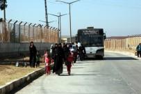 ÖNCÜPINAR - Bayram İçin Ülkesine Giden Suriyelilerden 22 Bini Türkiye'ye Geri Döndü