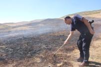 Bingöl'deki Toprak Yanması İncelendi