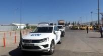 ÖNCÜPINAR - BM Yardım Konvoyu Suriye'ye Geçiş Yaptı