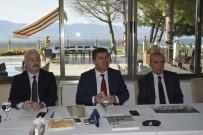 Burdur Belediye Başkanı Ercengez Açıklaması 'Burdur Gölü'ndeki Çekilme Son 10 Yıldır Logaritmik Olarak Arttı'