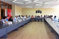 Çorlu Kent Konseyi Genel Kurulu Toplandı