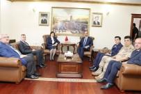 AHMET EŞREF FAKıBABA - Danıştay Başkanı Güngör, Şanlıurfa'da