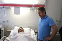 KAÇIRILMA - Devrilen Traktörün Altında 3 Gün Geçiren Yaşlı Adamın Tedavisi Sürüyor