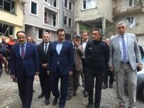DOĞALGAZ HATTI - 'Dışarıda Kalanlar Otellere Yerleştirilecek'