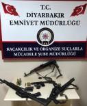 DİYARBAKIR EMNİYET MÜDÜRLÜĞÜ - Diyarbakır'da Silah Ve Mühimmat Ele Geçirildi