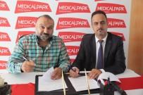 MAHMUT YıLDıZ - Elazığspor İle Medical Park Hastanesi Arasında Sponsorluk Protokolü İmzalandı