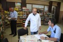 Erzincan Belediyesi Zabıta Ekipleri Okul Kantinlerini Denetledi