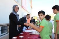 Erzincan'da  15 Bin Öğrenciye Aşure İkramı Yapıldı