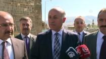 ERZURUM VALISI - Erzurum Kalesi Tarihi Hüviyetine Kavuşuyor