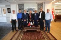 İSMAIL SELÇUK - Erzurumlular Derneği Melikgazi'de