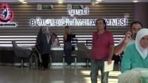 OMURİLİK - Felçli Girdiği Hastaneden Yürüyerek Çıktı