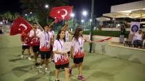 OLİMPİYAT ŞAMPİYONU - İşitme Engelli Milliler Teniste De İddialı