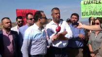 ALI HAYDAR - Karateke Merası'nın Çöpten Arındırılması İçin Eylem