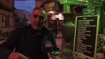 KADAYıF - Kış Kentinin 'Isıtan' Lezzeti Açıklaması Dut Çullaması