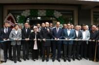 BILAL ERDOĞAN - Konya'nın İlk 'Millet Kıraathanesi' Açıldı