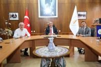 ESNAF ODASı BAŞKANı - Kütahya'nın Kültürel Değerlerinin Geliştirilmesine 7 Milyon TL'lik Proje
