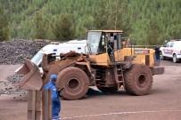 Maden İşçisi Kadın Kepçe Altında Can Verdi