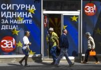 YUGOSLAVYA - Makedonya'daki Kritik Referanduma 12 Bin 400 Gözlemci