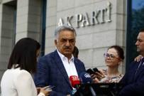 TÜZÜK DEĞİŞİKLİĞİ - MHP'nin af teklifini değerlendirdi