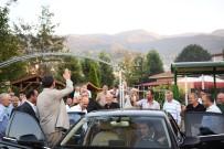 Milletvekil Fikri Işık Ve Başkan Üzülmez'den Kartepe Turu