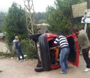Ordu'da Trafik Kazası Açıklaması 1 Yaralı