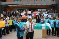 SOSYAL GÜVENLIK KURUMU - Sağlık-Sen'den Temsili Cenaze Töreni Eşliğinde Basın Açıklaması