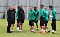 SAMET AYBABA - Samet Aybaba Açıklaması 'Ligin En İyi Futbol Oynayan Takımıyız'