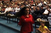SÜMEYYE BOYACI - 'Sporun Mutfağındakiler' Bu Kez Kadın Milli Sporcuları Ağırladı