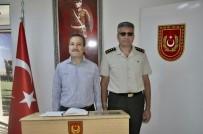 MİLLİ SAVUNMA KOMİSYONU - TBMM Milli Savunma Komisyonu Üyesi Gökgöz'den Askeri Ziyaretler