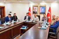 Tunceli'de Spor Güvenliği Ve Üniversite Güvenlik Toplantıları