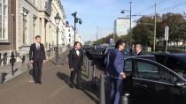MASLAHATGÜZAR - Türkiye'nin Lahey Büyükelçisi Hollanda'da