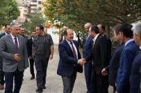 Vali Pehlivan'dan İl Milli Eğitim Müdürlüğü'ne Ziyaret