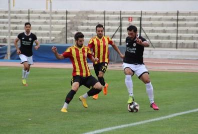 Ziraat Türkiye Kupası 3. Eleme Turu Açıklaması Karaman Belediyespor Açıklaması 1 - Etimesgut Belediyespor Açıklaması 3
