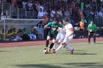 OSMANLISPOR - Ziraat Türkiye Kupası 3. Eleme Turu Açıklaması Kilis Belediyespor Açıklaması 1 - Osmanlıpor Açıklaması 4