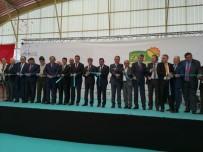 ZONGULDAK VALİSİ - 3.Batı Karadeniz Gıda Tarım Ve Hayvancılık Fuarı Açıldı