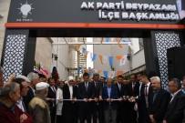 NACI BOSTANCı - AK Parti Beypazarı İlçe Başkanlığı Açıldı