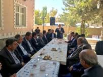 ALI BULUT - AK Parti Muş Milletvekili Şimşek Bulanık'ta