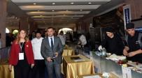 YEMEK YARIŞMASI - Altın Kepçe Uluslararası Yemek Yarışmasına Doğru