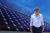 ENERJİ SANTRALİ - Antalya'da Çiftçinin Elektriği Güneşten
